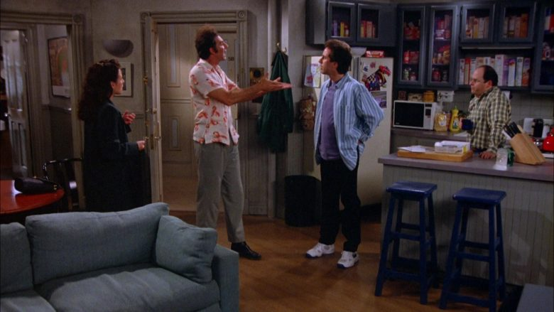 Nike White Shoes Worn by Jerry Seinfeld in Seinfeld Season 5 Episode 15 The Pie (4)