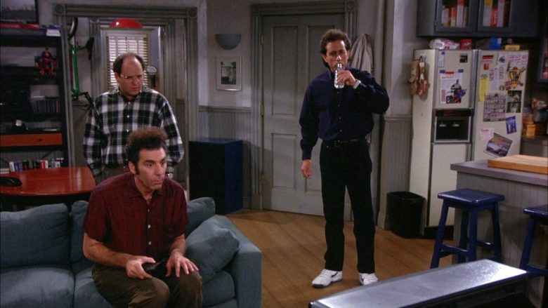 Nike White Shoes Worn by Jerry Seinfeld in Seinfeld Season 6 Episode 6 The Gymnast (1)