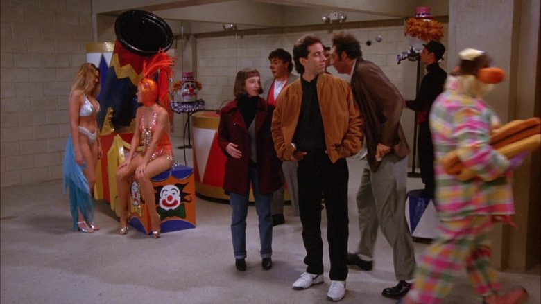 Nike White Shoes Worn by Jerry Seinfeld in Seinfeld Season 6 Episode 6 The Gymnast (2)