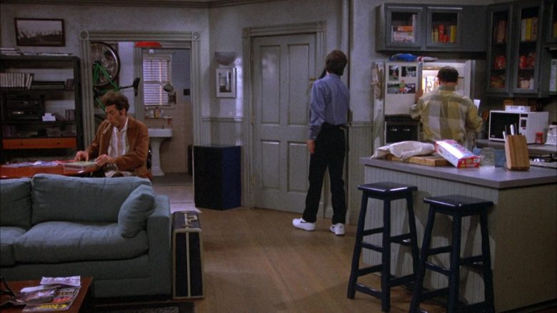 Nike White Shoes Worn by Jerry in Seinfeld Season 4 Episode 5 The Wallet (1)