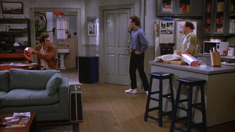Nike White Shoes Worn by Jerry in Seinfeld Season 4 Episode 5 The Wallet (3)