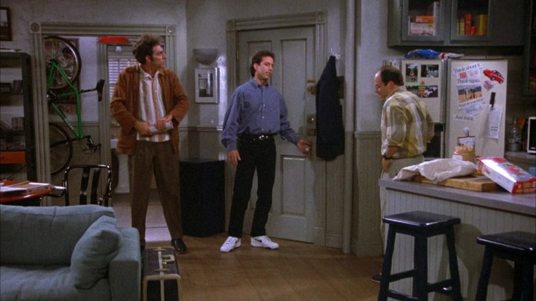 Nike White Shoes Worn by Jerry in Seinfeld Season 4 Episode 5 The Wallet (4)