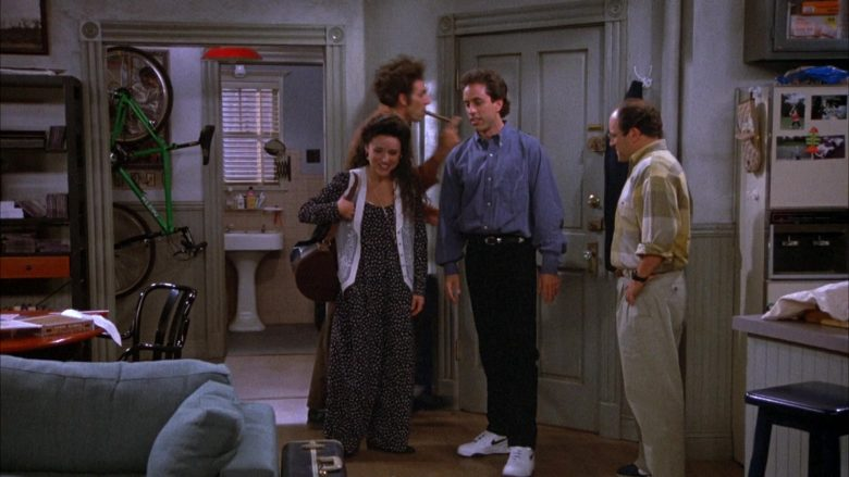 Nike White Shoes Worn by Jerry in Seinfeld Season 4 Episode 5 The Wallet (7)
