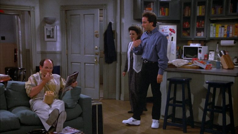 Nike White Shoes Worn by Jerry in Seinfeld Season 4 Episode 5 The Wallet (9)