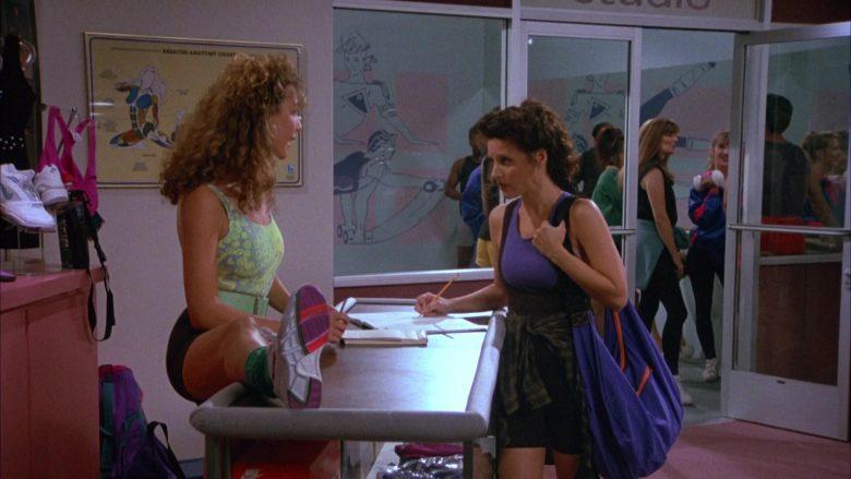 Nike Women's Sneakers in Seinfeld Season 4 Episode 11 The Contest