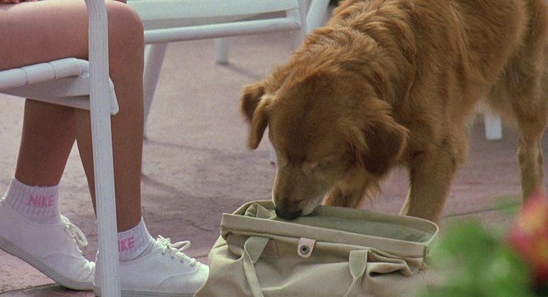 Nike Women's White Socks in K-9 (1989)