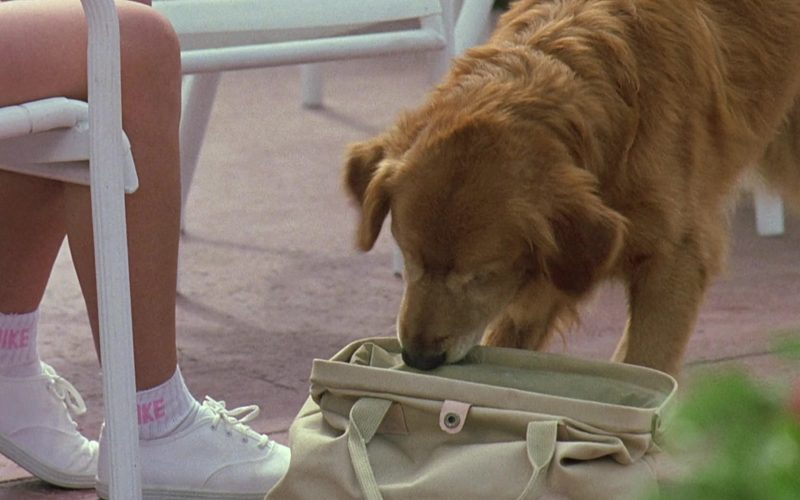 Nike Women's White Socks in K-9 (1989)