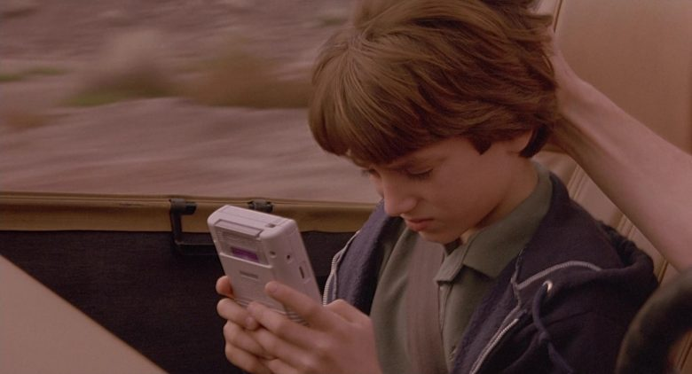 Nintendo Handheld Game Console Used by Elijah Wood as Mark Evans in The Good Son (2)