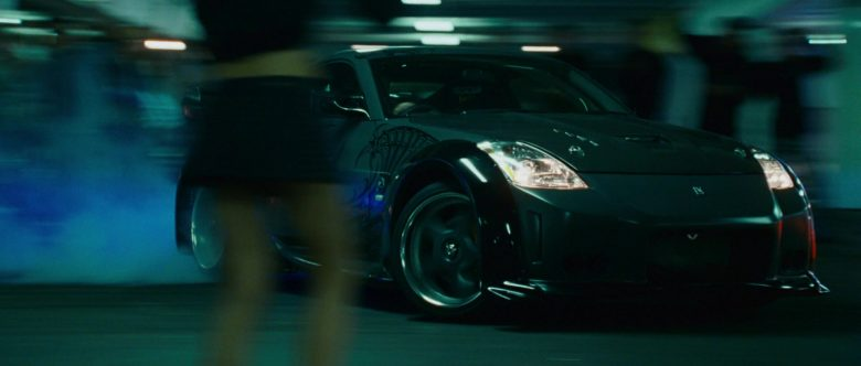 Nissan Fairlady Z Car in The Fast and the Furious Tokyo Drift (2)