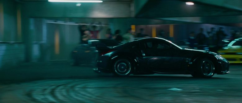 Nissan Fairlady Z Car in The Fast and the Furious Tokyo Drift (3)
