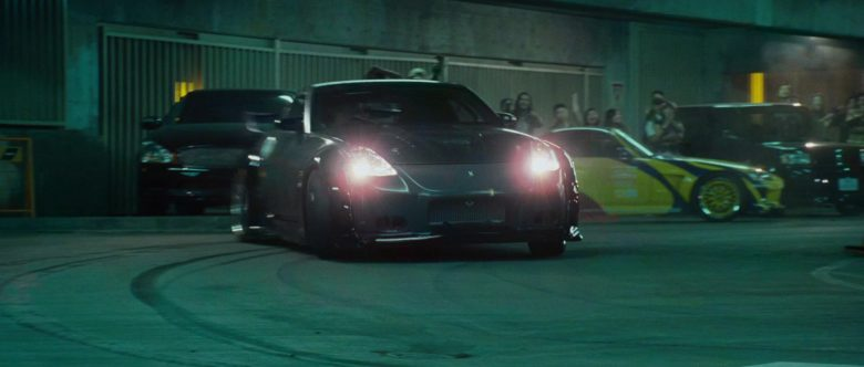 Nissan Fairlady Z Car in The Fast and the Furious Tokyo Drift (4)