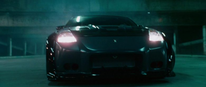 Nissan Fairlady Z Car in The Fast and the Furious Tokyo Drift (5)