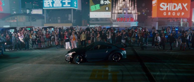 Nissan Fairlady Z Car in The Fast and the Furious Tokyo Drift (6)