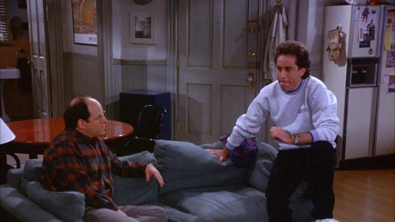 Northwest Podiatric Laboratory Sweatshirt Worn by Jerry Seinfeld in Seinfeld Season 6 Episode 7 (7)
