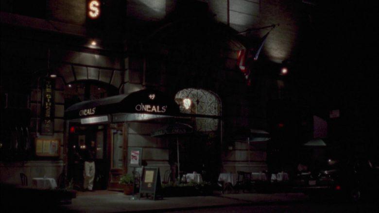 O' Neals' 49 W. 64th Street New York, NY 10023 Restaurant in Seinfeld Season 5 Episode 2 (1)