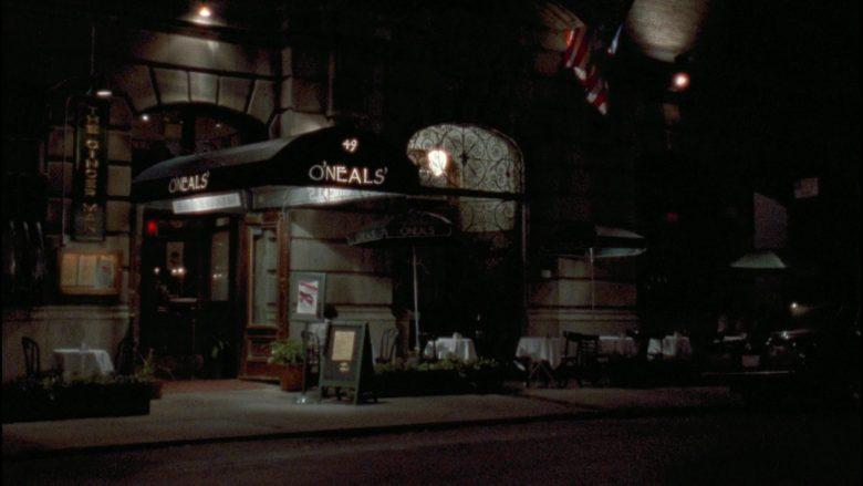 O' Neals' Restaurant in Seinfeld Season 7 Episode 20 The Calzone (1)