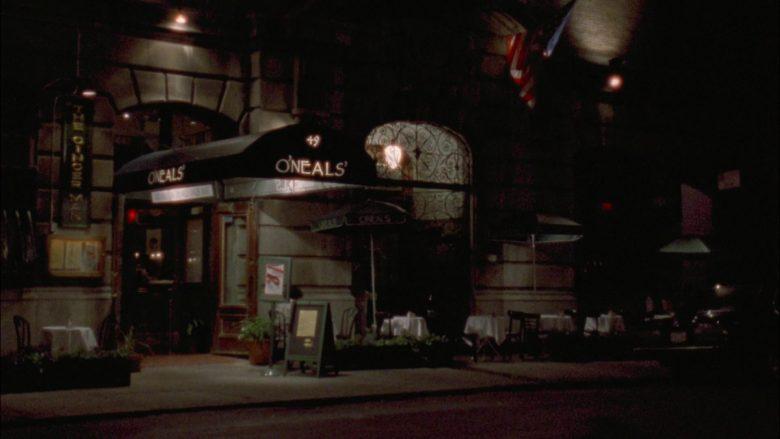 O' Neals' Restaurant in Seinfeld Season 8 Episode 9 The Abstinence