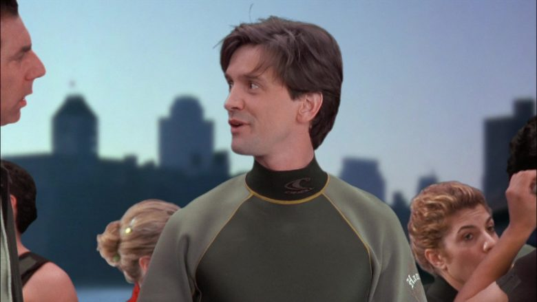 O'Neill Wetsuit in Seinfeld Season 8 Episode 18 The Nap
