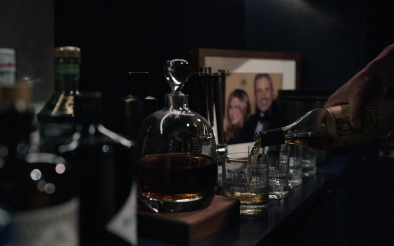 Old Rip Van Winkle Bourbon Whiskey Enjoyed by Steve Carell as Mitch Kessler in The Morning Show Season 1 Episode 9 (1)