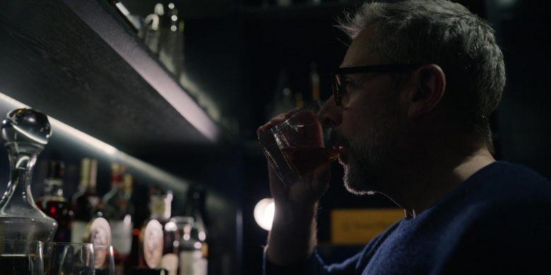 Old Rip Van Winkle Bourbon Whiskey Enjoyed by Steve Carell as Mitch Kessler in The Morning Show Season 1 Episode 9 (2)