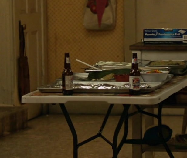 Old Style Beer Bottle in Shameless Season 10 Episode 6 Adios Gringos