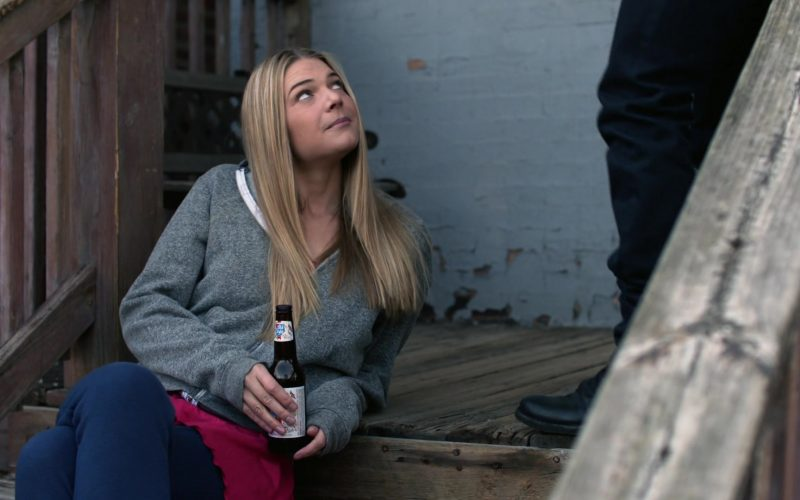 Old Style Beer in Shameless Season 10 Episode 8 Debbie Might Be a Prostitute