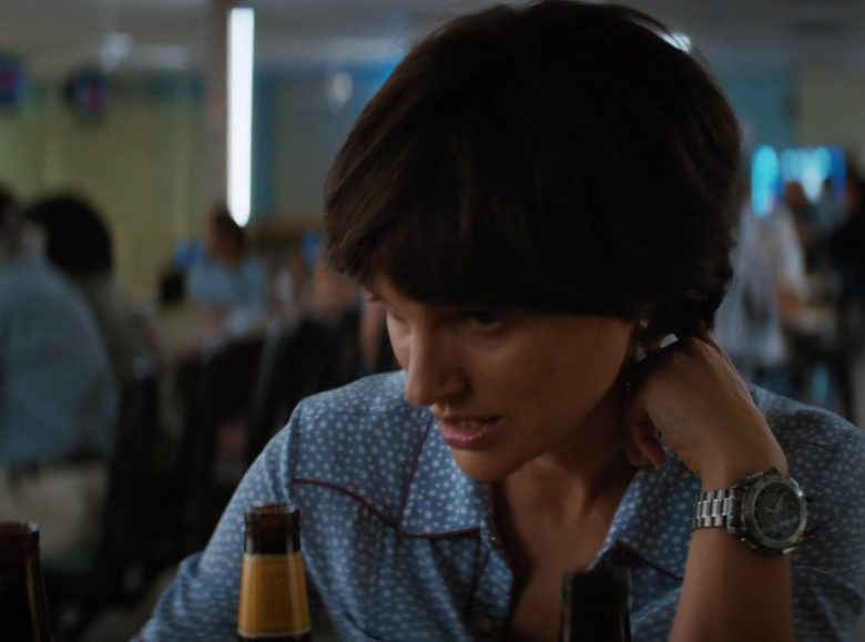 Omega Watch Worn by Natalie Portman in Lucy in the Sky (1)
