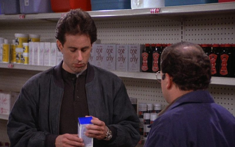 One 'n Only in Seinfeld Season 3 Episode 10 The Stranded (1)