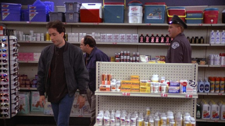 One 'n Only in Seinfeld Season 3 Episode 10 The Stranded (2)