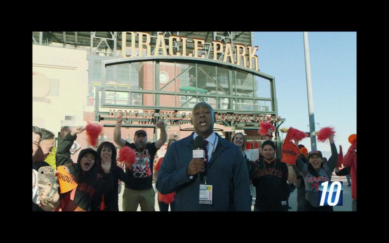 Oracle Park Stadium in Silicon Valley Season 6 Episode 7 Exit Event