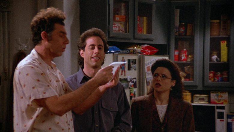 Oreo Cookies and Jiffy Pop Popcorn in Seinfeld Season 4 Episode 22 (1)