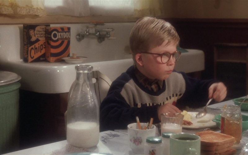 Oxydol Laundry Detergent in A Christmas Story (1)