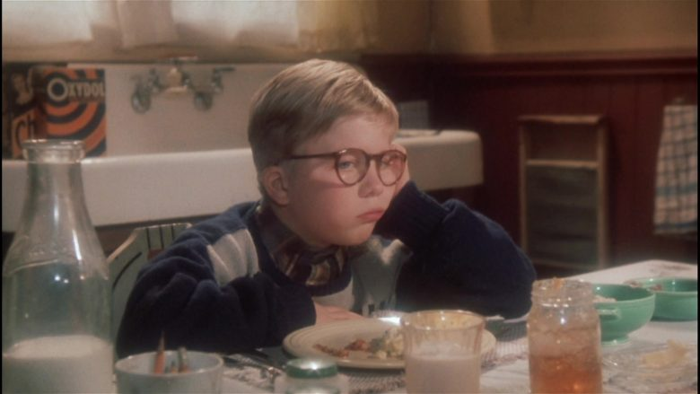 Oxydol Laundry Detergent in A Christmas Story (2)