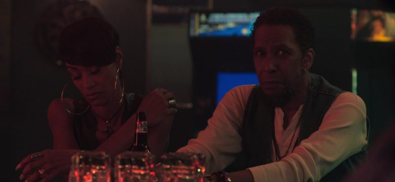 Pabst Blue Ribbon Beer Enjoyed by Ron Cephas Jones as Leander Shreve Scoville in Truth Be Told Season 1 Episode 4