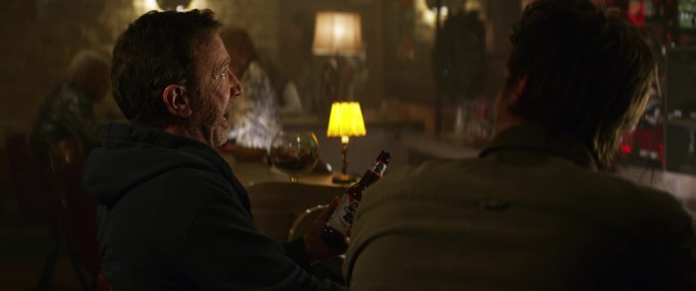 Pabst Blue Ribbon Beer Enjoyed by Tim Allen in El Camino Christmas (2)