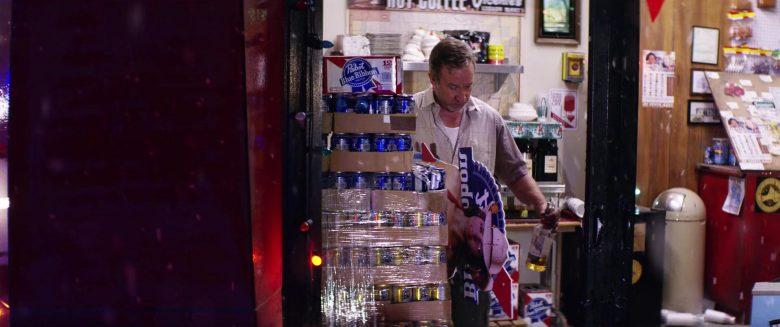 Pabst Blue Ribbon Beer in El Camino Christmas (8)