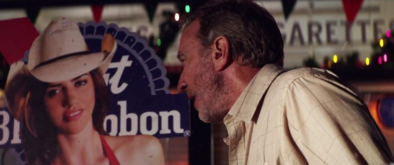 Pabst Blue Ribbon Beer in El Camino Christmas (9)