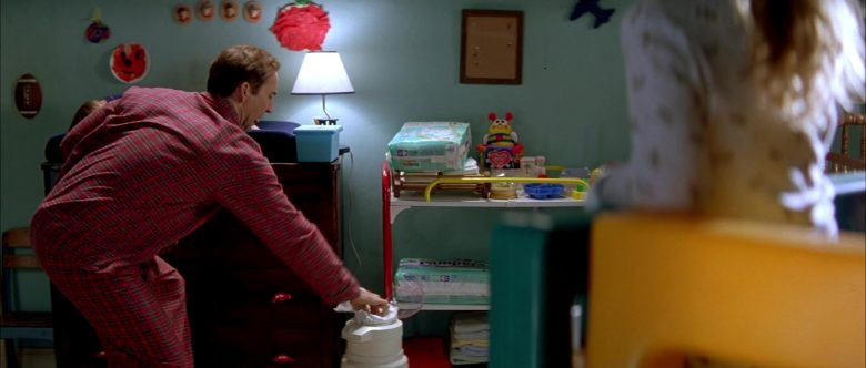 Pampers Diapers in The Family Man (1)