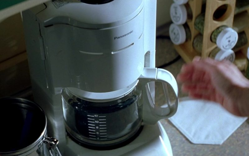 Panasonic Coffee Maker in The Family Man