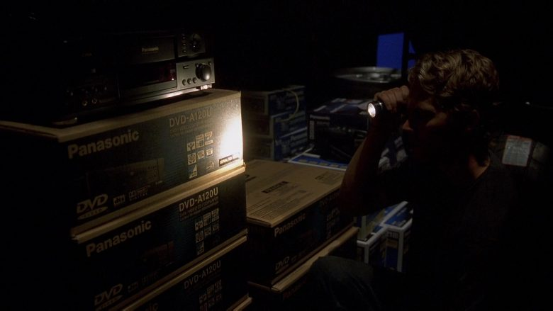 Panasonic DVD Players in The Fast and the Furious (2)