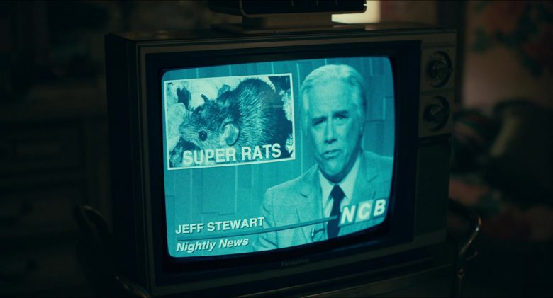 Panasonic TV in Joker (1)