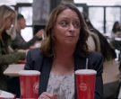 Panda Express Food and Drinks Enjoyed by Rachel Dratch in Shameless Season 10 Episode 7 Citizen Carl (2)