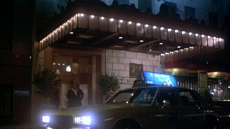 Parliament Cigarettes Taxi Advertising in Seinfeld Season 2 Episode 3
