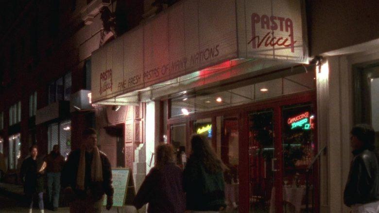 Pasta Vicci Restaurant in Seinfeld Season 7 Episode 13 The Seven (1)