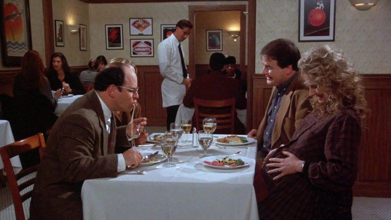 Pasta Vicci Restaurant in Seinfeld Season 7 Episode 13 The Seven (2)