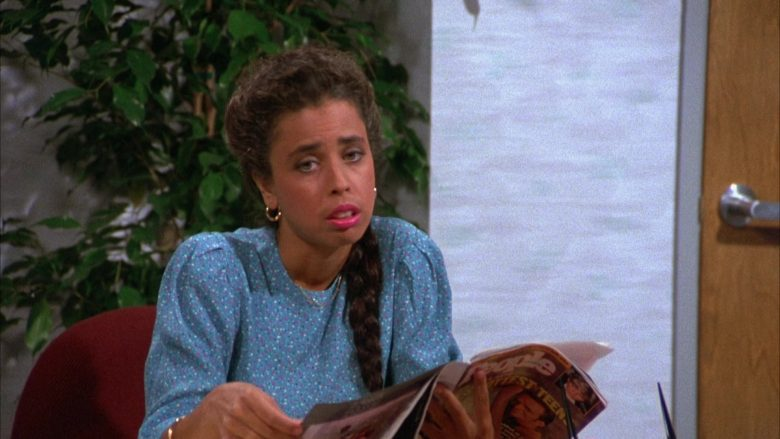 People Magazine in Seinfeld Season 3 Episode 5 The Library (1)