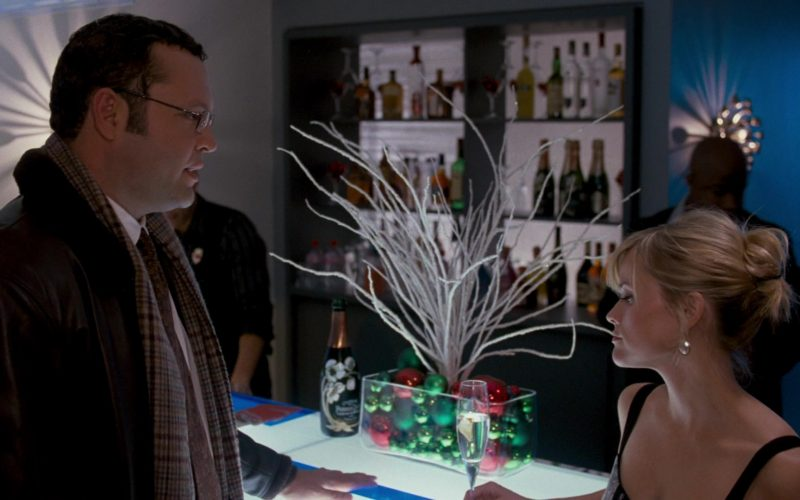 Perrier-Jouët Champagne Enjoyed by Reese Witherspoon in Four Christmases