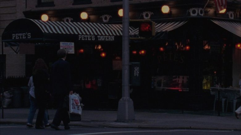 Pete's Tavern Gastropub in Seinfeld Season 5 Episode 4 (1)