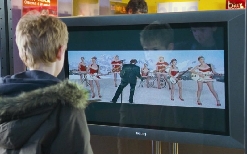 Philips TV in Love, Actually
