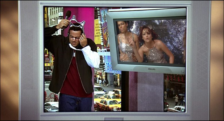 Philips TVs in Josie and the Pussycats (3)